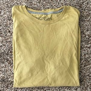 Banana Republic Soft Wash T-Shirt size S